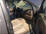 2007 Nissan Frontier Interiors