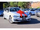 2013 Glacier Silver Metallic BMW 3 Series 328i xDrive Sedan #107128329