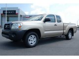 2007 Desert Sand Mica Toyota Tacoma Access Cab #10683451
