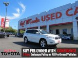 2010 Blizzard White Pearl Toyota Highlander Limited 4WD #107154289