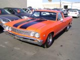 Chevrolet El Camino 1967 Data, Info and Specs