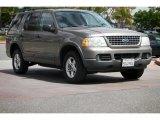 2003 Mineral Grey Metallic Ford Explorer XLT #107154393