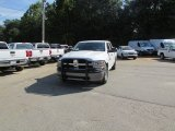 2011 Bright White Dodge Ram 1500 SLT Crew Cab 4x4 #107154504