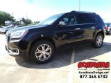 2013 Carbon Black Metallic GMC Acadia SLT AWD #107154387