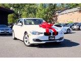 2015 Mineral White Metallic BMW 3 Series 320i xDrive Sedan #107154162