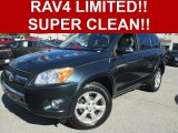 2011 Black Forest Metallic Toyota RAV4 Limited 4WD #107154207