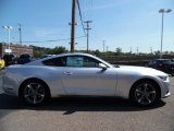 2016 Ingot Silver Metallic Ford Mustang V6 Coupe #107154317
