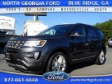2016 Magnetic Metallic Ford Explorer XLT #107182999