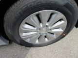 Hyundai Sonata Hybrid Wheels and Tires