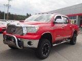 2008 Radiant Red Toyota Tundra SR5 CrewMax 4x4 #107202462