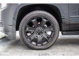 GMC Yukon 2015 Wheels and Tires