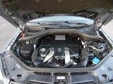 Mercedes-Benz ML Engines