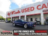 2015 Deep Impact Blue Metallic Ford Mustang V6 Coupe #107201930