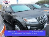 2016 Magnetic Metallic Ford Explorer XLT #107201894