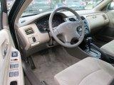 2002 Honda Accord Interiors