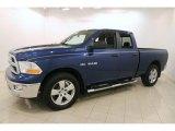 2009 Dodge Ram 1500 Deep Water Blue Pearl