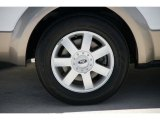 Ford Freestyle Wheels and Tires