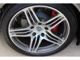 2007 Porsche 911 Targa 4S Wheel