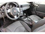 2007 Porsche 911 Targa 4S Stone Grey Interior
