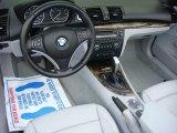 2008 BMW 1 Series Interiors