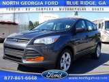 2016 Magnetic Metallic Ford Escape S #107201597
