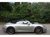 2013 Porsche 911 GT Silver Metallic