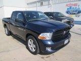 2012 True Blue Pearl Dodge Ram 1500 ST Quad Cab #107268524