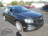 2016 Black Granite Metallic Chevrolet Cruze Limited LT #107269200
