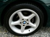 BMW Z3 1997 Wheels and Tires