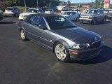 2002 Steel Grey Metallic BMW 3 Series 330i Convertible #107269033