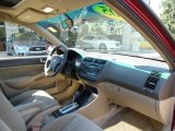2005 Honda Civic Interiors