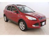 2013 Ruby Red Metallic Ford Escape SEL 2.0L EcoBoost 4WD #107269024