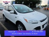2016 White Platinum Metallic Ford Escape SE #107268457