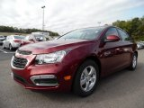 2016 Siren Red Tintcoat Chevrolet Cruze Limited LT #107268747