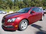 2016 Siren Red Tintcoat Chevrolet Cruze Limited LT #107268735