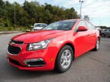 2016 Red Hot Chevrolet Cruze Limited LT #107268734