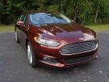 2016 Bronze Fire Metallic Ford Fusion SE #107268986