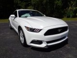 2015 Oxford White Ford Mustang V6 Coupe #107268985