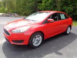 2015 Ford Focus Race Red