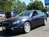 2016 Blue Ray Metallic Chevrolet Cruze Limited LT #107340329