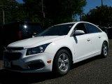 2016 Summit White Chevrolet Cruze Limited LT #107340327