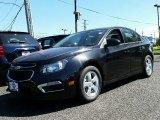 2016 Black Granite Metallic Chevrolet Cruze Limited LT #107340326