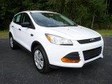2016 Oxford White Ford Escape S #107340760