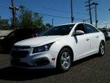 2016 Summit White Chevrolet Cruze Limited LT #107340321