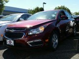 2016 Siren Red Tintcoat Chevrolet Cruze Limited LT #107340317