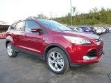 2016 Ruby Red Metallic Ford Escape Titanium 4WD #107340452