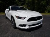 2016 Oxford White Ford Mustang GT Coupe #107340745