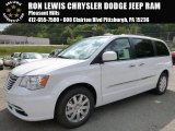 2016 Bright White Chrysler Town & Country Touring #107340704