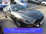 2016 Magnetic Metallic Ford Mustang GT Coupe #107379647