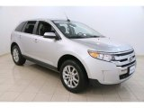 2014 Ingot Silver Ford Edge Limited #107380123